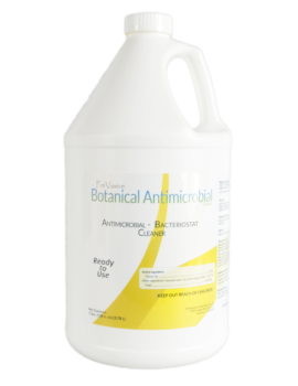 Made with botanical ingredients, PreVasive Botanical Antimicrobial cleaner will stop odor causing bacteria & prevent mold. Perfect for mold remediation projects, neutralizing odor leaving no harmful residue. Non-corrosive, non-staining, made in the USA, ready to use formula. SDS - AD SHEET