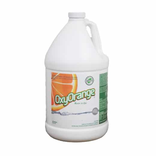 Oxy Orange Concentrate It Is A Reliable New Tool To Provide Clean Safe