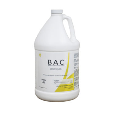 Botanical Antimicrobial cleaner