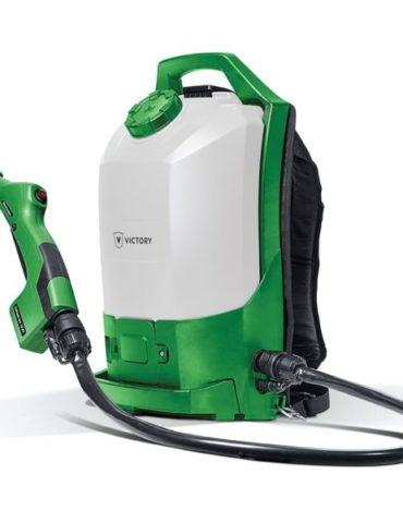 Professional Cordless Backpack Electrostatic Sprayer