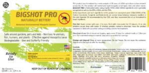 BigShot Pro Mosquito Control